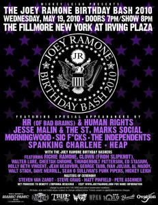 Joey Ramone Birthday Bash 2010