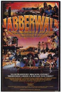 Jabberwalk movie poster