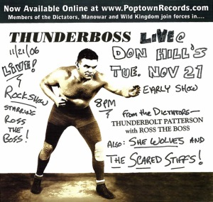 Thunderboss Don Hill's poster