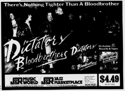 Bloodbrothers ad